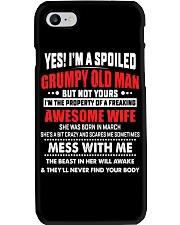 March Men Phone Case thumbnail
