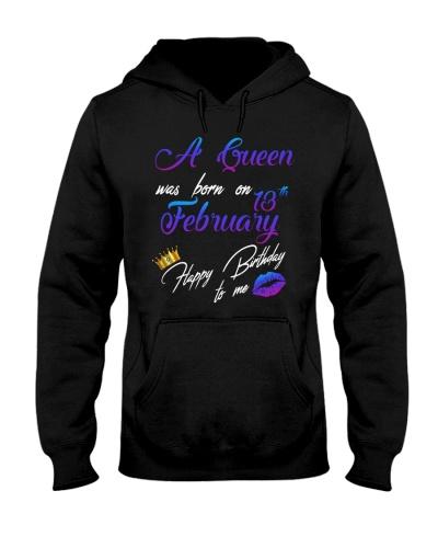 February Queen 13