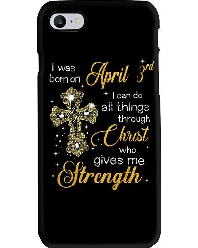 3 april christ