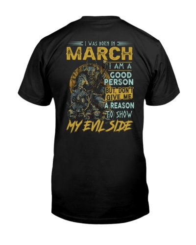 March My Evil Side