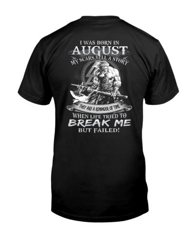 August Break Me