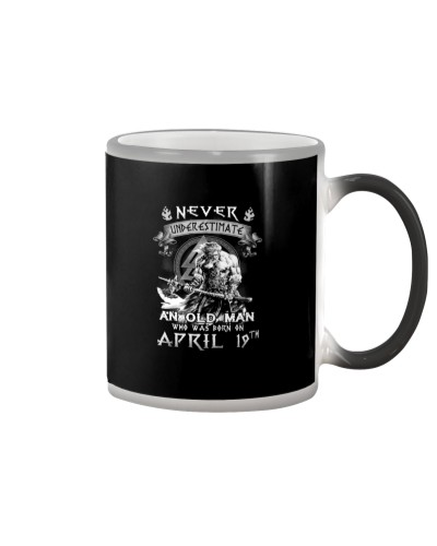 19 april never