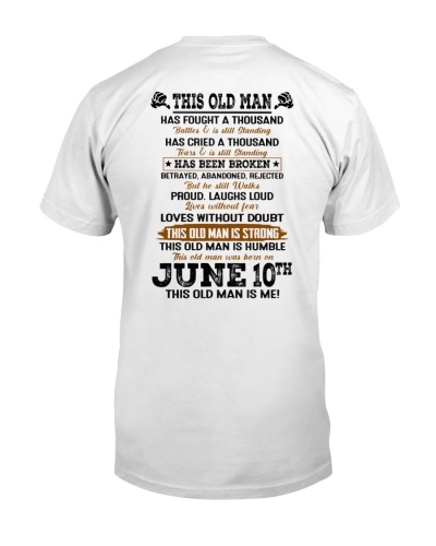 10 june this old man