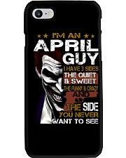 April Men Phone Case thumbnail