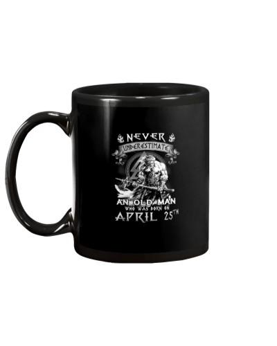 25 april never