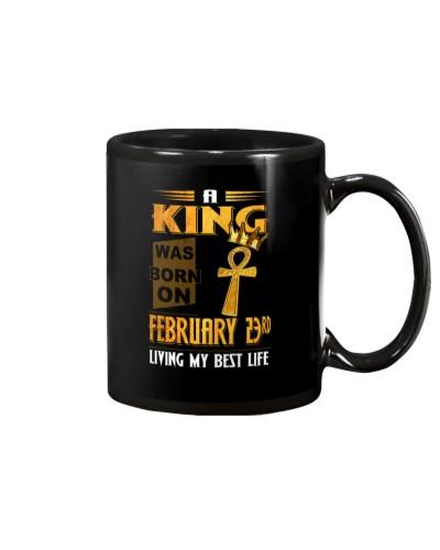 23 february king