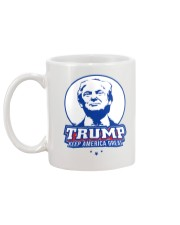 Trump Keep America Great Mug back