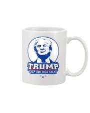 Trump Keep America Great Mug front