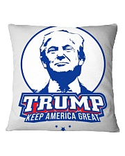 Trump Keep America Great Square Pillowcase thumbnail