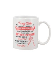 Limited Editions Mug front