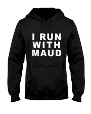 Official I Run With Maud Hooded Sweatshirt thumbnail