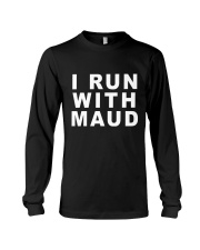 Official I Run With Maud Long Sleeve Tee thumbnail