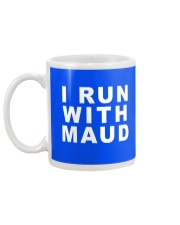 Official I Run With Maud Mug back