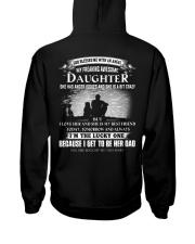 I love my daughter Hooded Sweatshirt thumbnail