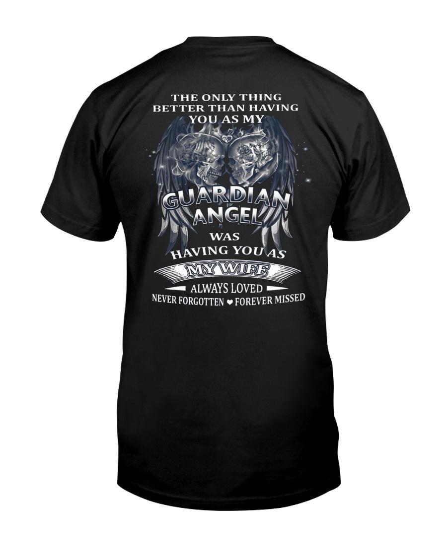 Guardian Angel T Shirt Classic T-Shirt