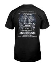 Guardian Angel T Shirt Classic T-Shirt back