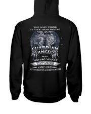 Guardian Angel T Shirt Hooded Sweatshirt thumbnail