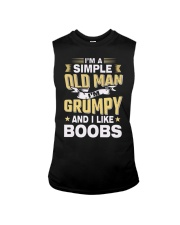I'm Grumpy T-Shirt Sleeveless Tee thumbnail