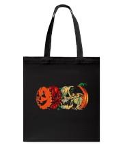 Pumpkin Anatomy Tote Bag thumbnail