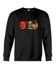 Pumpkin Anatomy Crewneck Sweatshirt thumbnail