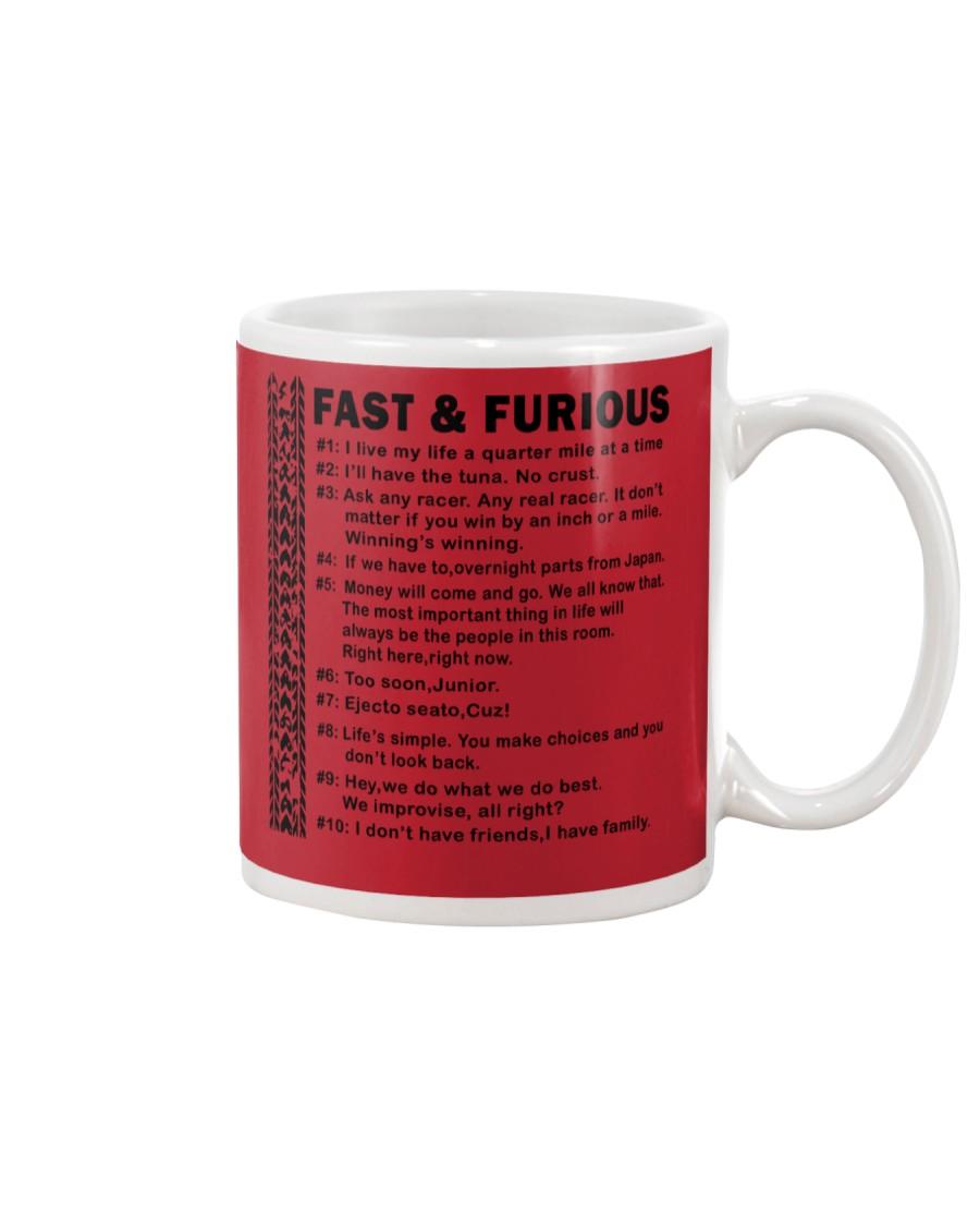 FAST 8 MUG Mug
