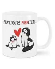 MUM-YOU'RE PURRFECT Mug front