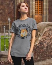 Cat music Classic T-Shirt apparel-classic-tshirt-lifestyle-06