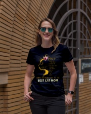 HAPPY MOTHER'S DAY CAT LOVERS Ladies T-Shirt lifestyle-women-crewneck-front-2