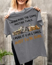 Make a cat Classic T-Shirt apparel-classic-tshirt-lifestyle-front-117