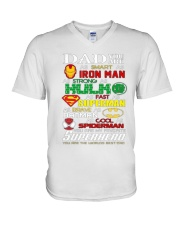 T-Shirt Robert Downey Jr V-Neck T-Shirt thumbnail