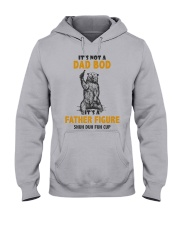 It's Not A Dad Bod It's A Father Figure Hooded Sweatshirt thumbnail