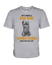 It's Not A Dad Bod It's A Father Figure V-Neck T-Shirt thumbnail