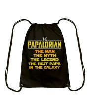 Papalorian The Man The Myth The Legend Drawstring Bag tile