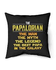 "Papalorian The Man The Myth The Legend Indoor Pillow - 16"" x 16"" thumbnail"