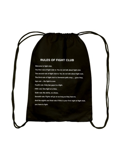 Rules Of The Fight Club