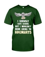I Siriusly Hate School Classic T-Shirt tile