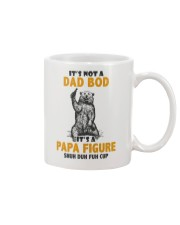 It's Not A Dad Bod It's A Papa Figure Mug tile