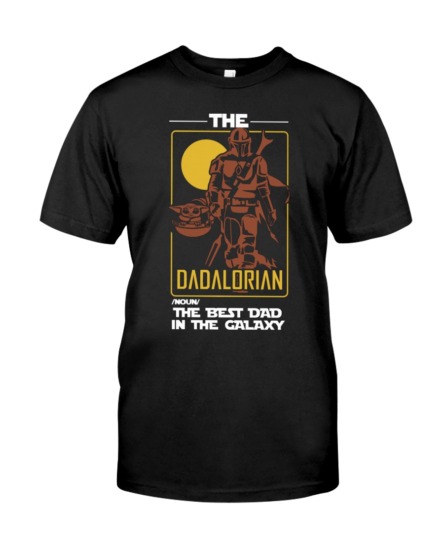 The Dadalorian Classic T-Shirt