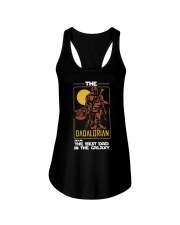 The Dadalorian Ladies Flowy Tank thumbnail