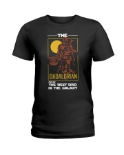 The Dadalorian Ladies T-Shirt thumbnail