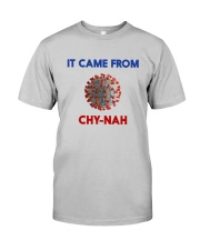 It Came From Chy-Nah Classic T-Shirt front
