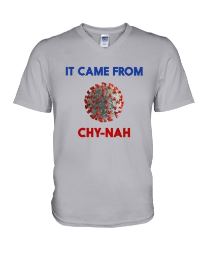 It Came From Chy-Nah