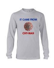 It Came From Chy-Nah Long Sleeve Tee thumbnail