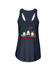 Nothing Butt A Wheaten Terrier Christmas Ladies Flowy Tank thumbnail