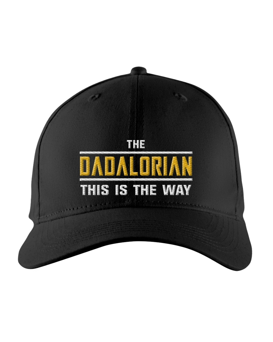 The Dadalorian Embroidered Hat