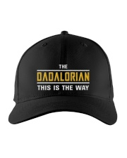 The Dadalorian Embroidered Hat front