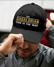 The Dadalorian Embroidered Hat garment-embroidery-hat-lifestyle-01