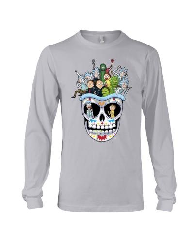 Funny Halloween Skull