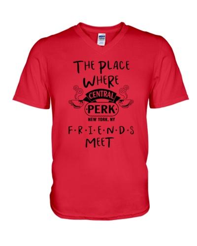 The Place When Friends Meet