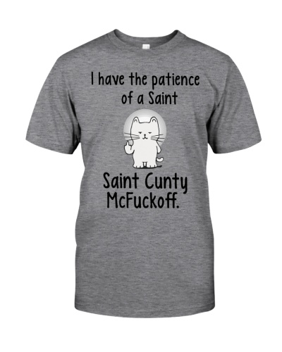 Saint Cunty McFuckoff